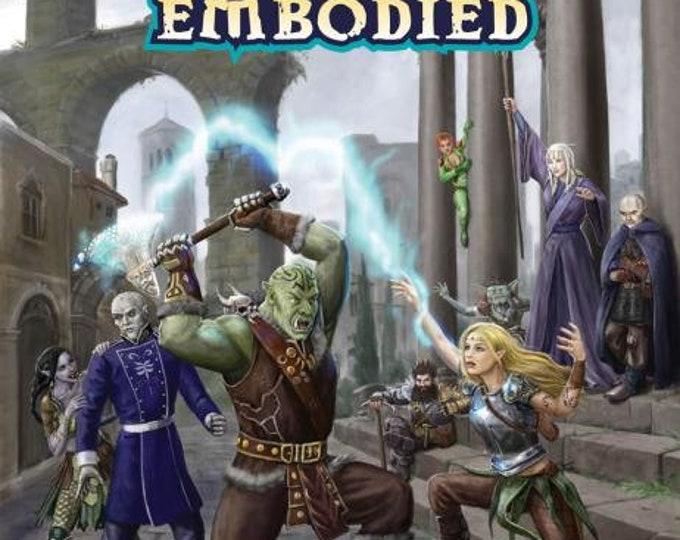 Pathfinder RPG: Psionics Embodied - Dreamscarred Press