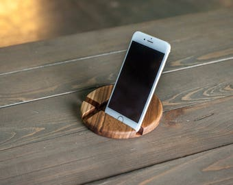 Personalized Wood Phone Stand,Wood stand phone,Wood stand iphone,Phone Desk Organizer,Mens Docking Station,Wood Organizer iphone,stand wood