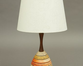 Mid Century Modern Table Lamp by London Lamps