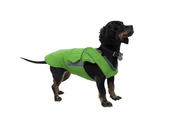 extrawarm wintermantel hund mantel hundejacke mit unterleib. Black Bedroom Furniture Sets. Home Design Ideas