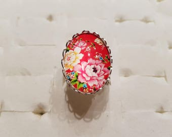 Printemeps flowers ring
