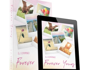 Forever Yours-premade book cover design- Ebook & Print available