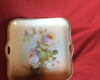 Royal Regent China Bread Tray Bavaria