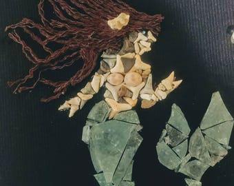Shark tooth Mermaid