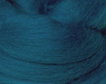 Superfine Merino Wool Roving, Color Bay