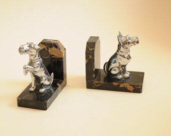 Greenhouses books ancient Animali dogs marble base