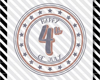 4th of July svg cut file - Patriotic svg - Independence Day cut file - Patriotic svg cut file - 4th of July svg - 4th of July vector cut