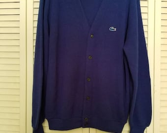 Vintage  mens Izod sweater