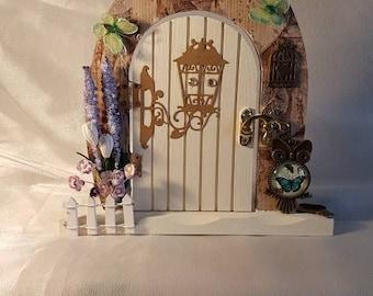 Country cottage enchanting  door