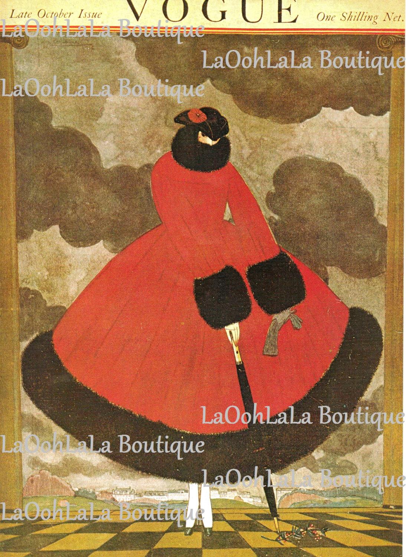 1916 vogue gothic lolita cover dark occult masonic lodge zoom biocorpaavc Choice Image