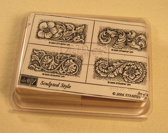 Stampin Up Sculpted Style Set
