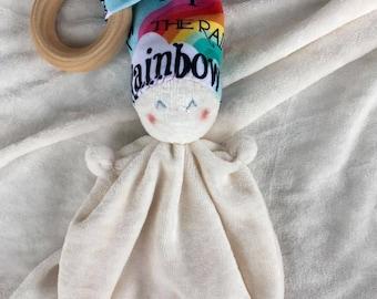 Niho Doll ** Clutch Teething Doll pdf Pattern & Tutorial