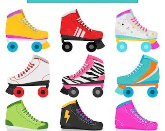 roller skates clipart roller skating clip art skating clipart rh etsystudio com roller skate clipart png roller skate clipart