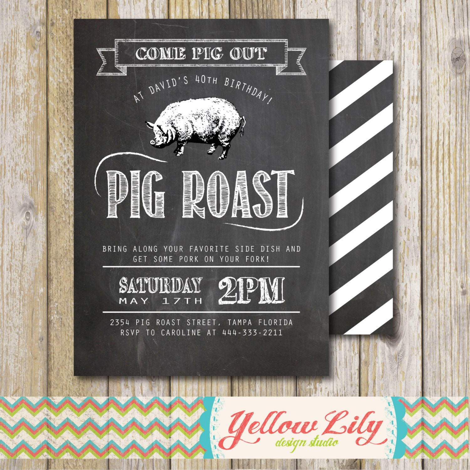 Unusual Birthday And Housewarming Invitation Ideas - Invitation Card ...
