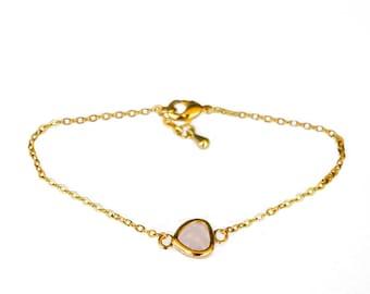Thread of Joy Gold Bracelet