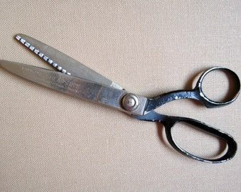 Vintage Pinking Shears from The Pinking Shears Corp N.Y.C..