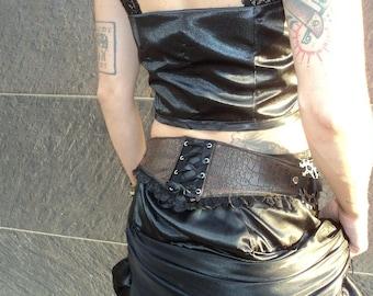 cortset lace belt