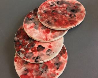 Melanie Sellers Ceramic Coasters