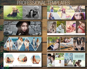 Beautiful Facebook Cover Templates, Photography Marketing, Facebook Timeline Cover Template, Facebook Cover Photo, PSD