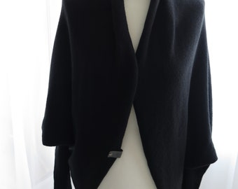 Cardigans for women, sweaters for women, cashmere cardigan, knit cardigan, lightweight sweaters, black cashmere cardigan, oversized sweater