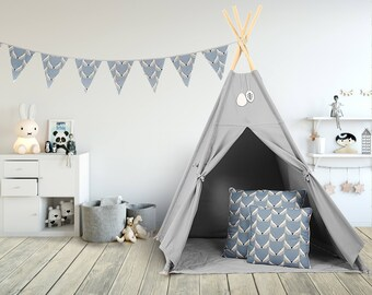 Tipi Set - Friends From The Woods Limited Edition