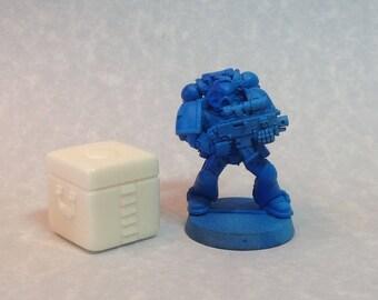 6 X Wargames loot crates