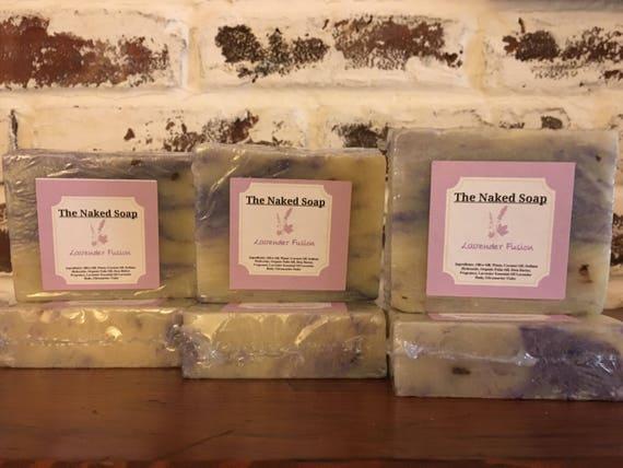 Lavender Fusion Soap