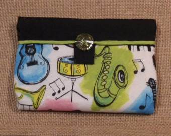 Musical Snap Bag