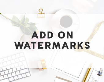 Watermarks Add on