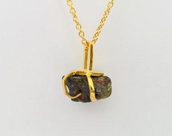 Signature Necklace - Pyrite