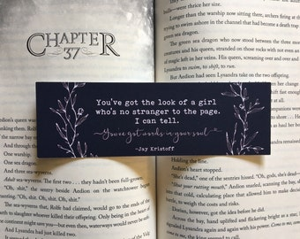 You've Got Words In Your Soul Bookmark
