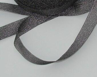 3 m lovely 15mm silver grey trim