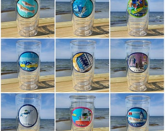 Tervis Tumblers fishing sailfish humorous signature artwork made by me insulated cups 16oz 9 designs available