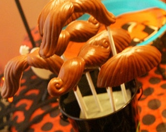 10 Fantastico Chocolate Moustaches