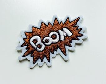 Sale | Boom | Comic Book | Cartoon | Patch | Cute | Hipster | Trendy | Emo | DIY | Fashion | Retro