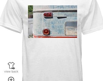 Vintage bus T shirt