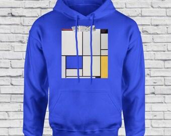 The Mondrian Hoodie
