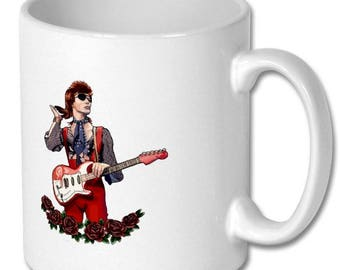 David Bowie mug