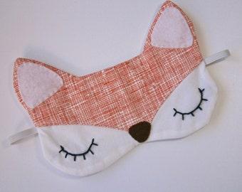 Sleepy Fox Eye Mask