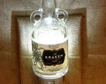 Kraken Spiced Rum Night Light