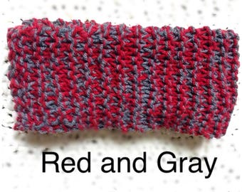 Knit Cowl / Infinity Scarf