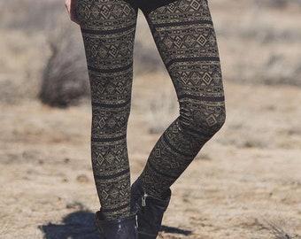 WINTERSALE35%OFF Spectrum Legging- Hemp & Organic Cotton