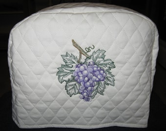 2 or 4  slice grapes toaster cover