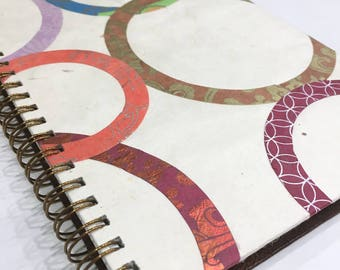 Ruled Journal - Circles