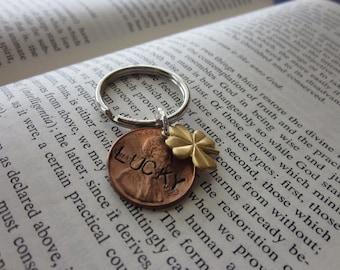 The Rita Key Chain - Lucky Penny Key Chain