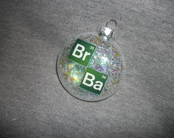 Single Ornaments - Breaking Bad Inspired