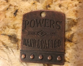 Crafter's Lot of 10 Power's Irish Whiskey Charms!