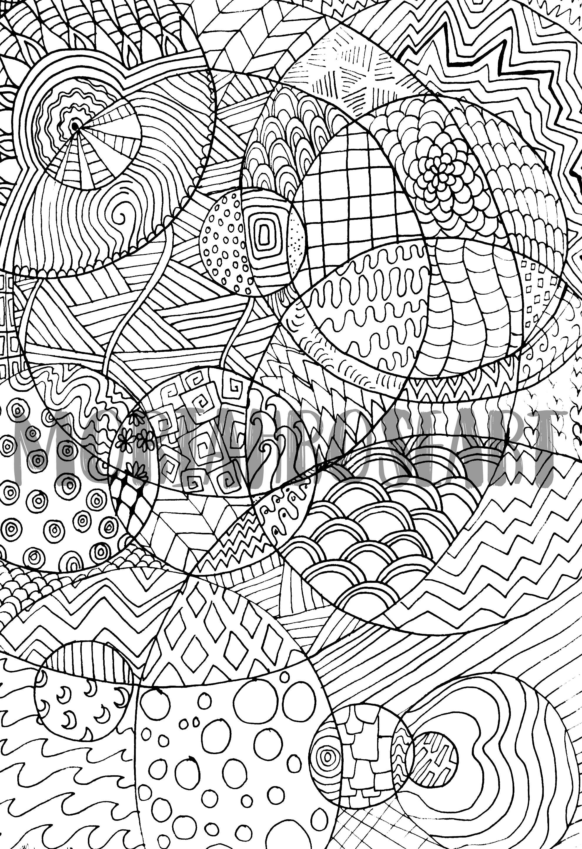 Erfreut Frei Druckbare Doodle Art Malvorlagen Galerie - Malvorlagen ...