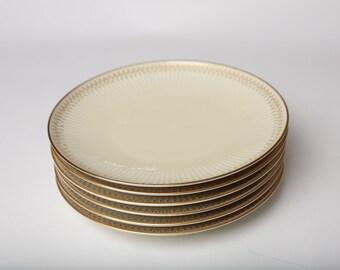 Thomas R (Rosenthal) China Bread Butter Dessert Plates - Set of 6