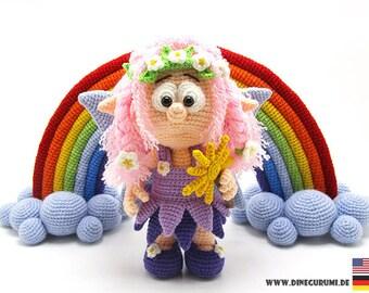 Pixie crochet pattern amigurumi